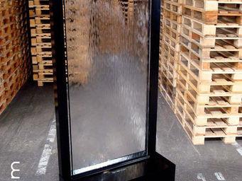 Olikid - mur d'eau - Fontaine D'intérieur