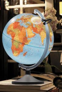 Nova Rico - uranio rilievo - Globe Terrestre
