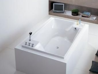 Hoesch Design France - santee - Baignoire Deux Places