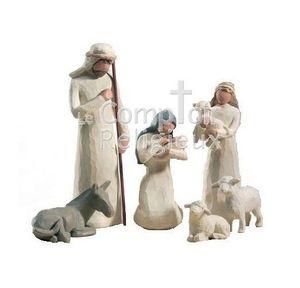 LE COMPTOIR RELIGIEUX -  - Crèche De Noël