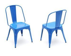 Tolix -  - Chaise