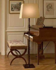 La maison de Brune - fragile - Lampadaire