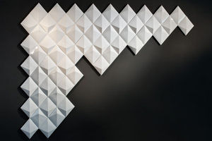 FAUVEL- NORMANDY CERAMICS - peak - Carreau De Céramique