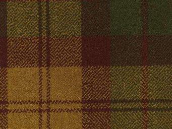 Moquettes A3C CARPETS - tartans �cossais axminster - coloris honey mustard - Moquette