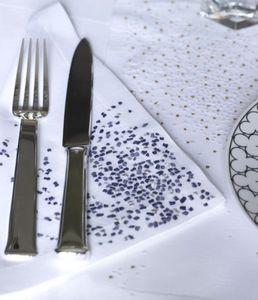 D. Porthault - constellation - Serviette De Table