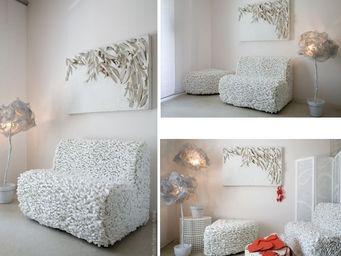 13 RICREA - curly sofa - Banquette