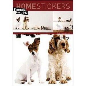 Nouvelles Images - stickers adh�sif chiens de compagnie nouvelles ima - Sticker