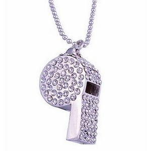 Gift Company - collier sifflet - Porte Cl�s