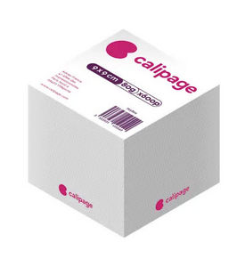 Calipage -  - Bloc Cube