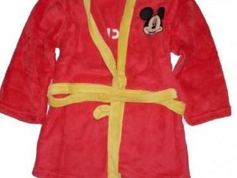DISNEY - peignoir mickey 2-4 ans - Peignoir Enfant