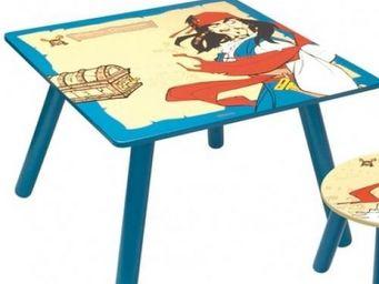 DISNEY - ensemble de jardin pacific - Table Enfant