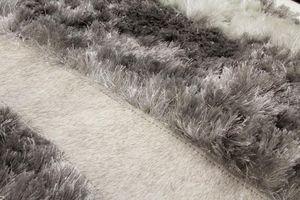 NAZAR - tapis diva 120x170 silver - Tapis Contemporain