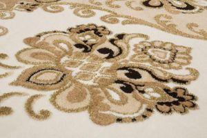 NAZAR - tapis empera 200x290 beige - Tapis Contemporain