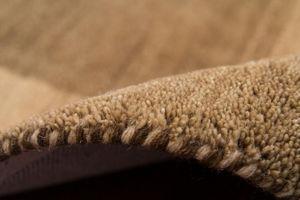 NAZAR - tapis gabbeh 70x230 brown - Tapis Contemporain