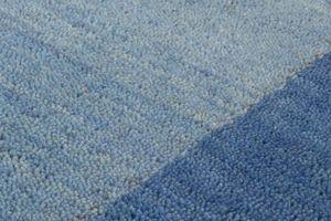 NAZAR - tapis gabbeh 90x160 blue - Tapis Contemporain
