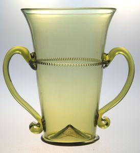 VERRERIES DES LUMIERES -  - Vase À Fleurs