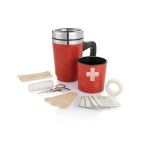 XD Design - mug à café premiers secours - Mug