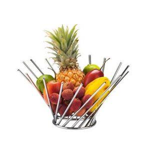Delta - corbeille à fruits piques en métal - Corbeille À Fruits