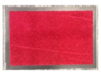 ILIAS - paillasson brésil rouge - Paillasson