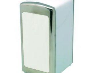 Manta Design - distributeur de serviette - couleur - blanc - Distributeur De Serviettes En Papier