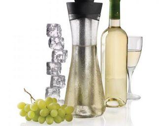 XD Design - carafe vin blanc gliss noir - Carafe À Vin