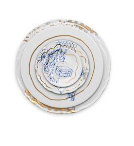 ILARIA.I -  - Assiette Plate