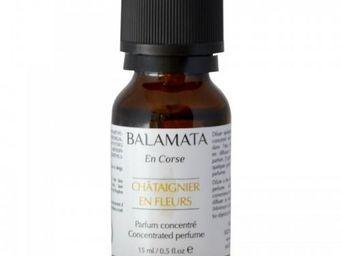 BALAMATA - châtaignier en fleurs - Essences Parfumées