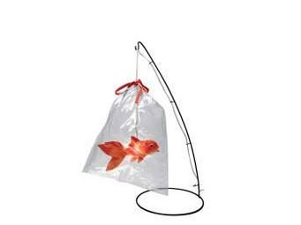 Tung Design - lampe design 'poisson d'avril', tun - Lampe De Bureau
