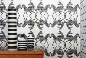 TENUE DE VILLE - zebra - Papier Peint