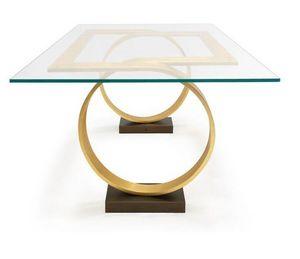 Villiers -  - Table De Repas Rectangulaire