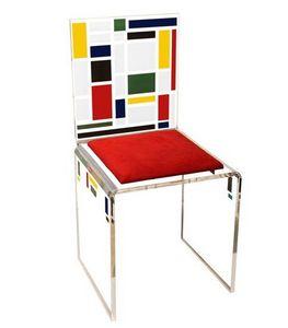 SOFOZ - mondrian - Chaise