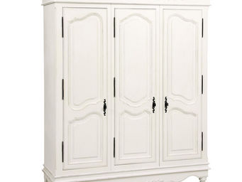 Interior's - armoire 3 portes - Armoire À Portes Battantes