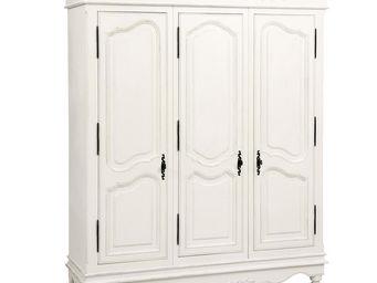 Interior's - armoire 3 portes - Armoire � Portes Battantes