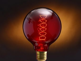 JURASSIC LIGHT - emmred - Ampoule � Filament