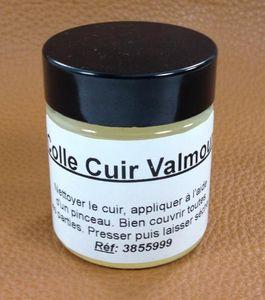 VALMOUR - 30 ml - Colle Textile Et Cuir