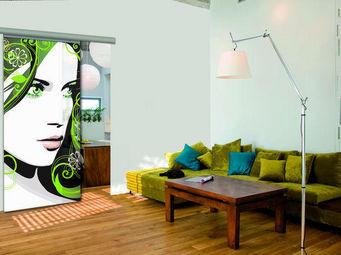 Mantion - la porte en verre : collection 2015 - Porte De Communication Vitr�e