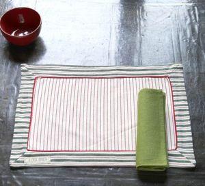 A CASA BIANCA - arezzo meadow placemat - Set De Table