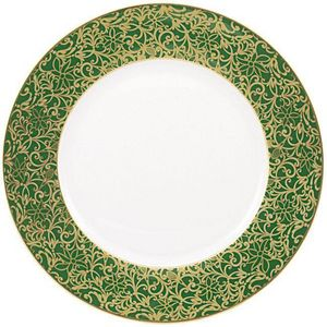 Raynaud - salamanque or - Assiette Plate