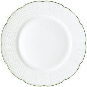Raynaud - villandry filet vert - Assiette Plate
