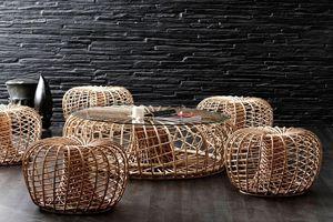 DESIGN IKONIK -  - Table Basse De Jardin