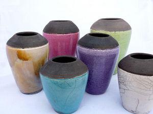 KAOLIN CREATIONS - épure - Vase Décoratif