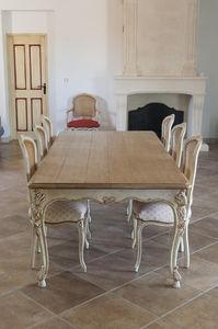 QUERCUS MEUBLES -  - Table De Repas Rectangulaire