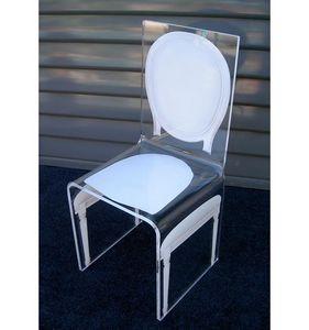 Aitali - chaise transparente aitali - Chaise
