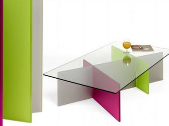 PRODUCTS -  - Table Basse Rectangulaire