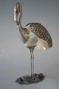 FREITAS & DORES PEWTER ARTWORK -  - Sculpture Animalière