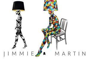 JIMMIE MARTIN -  - Lampadaire
