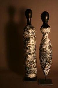 LE BOIS D'YLVA TOURNAGE / BOIS -  - Sculpture