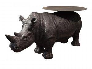 mossapour -  - Table Basse Forme Originale