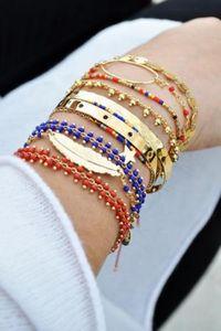 NILAÏ -  - Bracelet