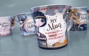 VERITY ROSE -  - Mug